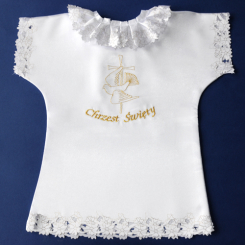 1.1.16.ZL  Christening robe - shirt