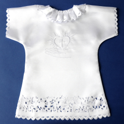 1.1.11.B  Christening robe - shirt