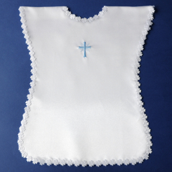1.1.12.N  Christening robe - shirt