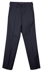 7.5.9./65G Suit trousers-navy blue size 140XS