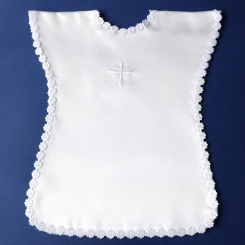 1.1.12.B  Christening robe - shirt