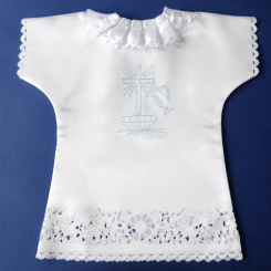 1.1.10.N  Christening robe - shirt