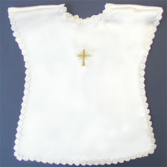 1.1.12.ZL  Christening robe - shirt