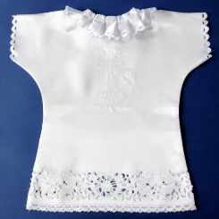 1.1.10.B  Christening robe - shirt