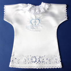 1.1.11.N  Christening robe - shirt