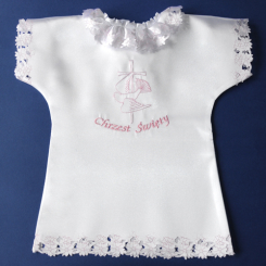 1.1.16.R  Christening robe - shirt