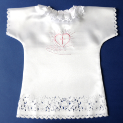 1.1.11.ZŁ  Christening robe - shirt
