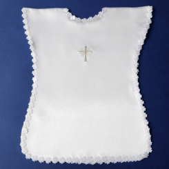 1.1.12.SR  Christening robe - shirt