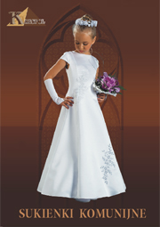 Communion dresses catalog